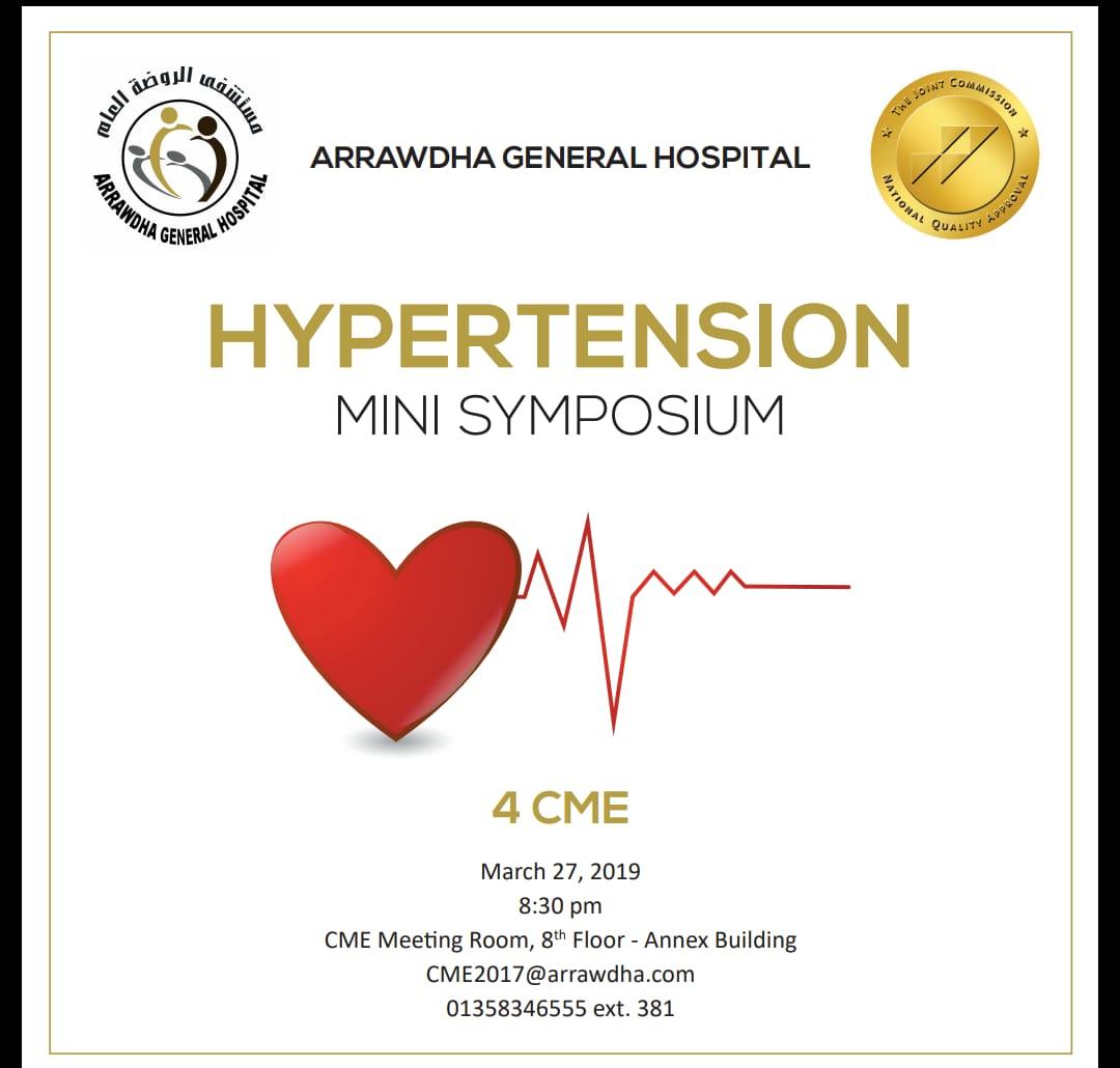 Hypertension Mini Symposium