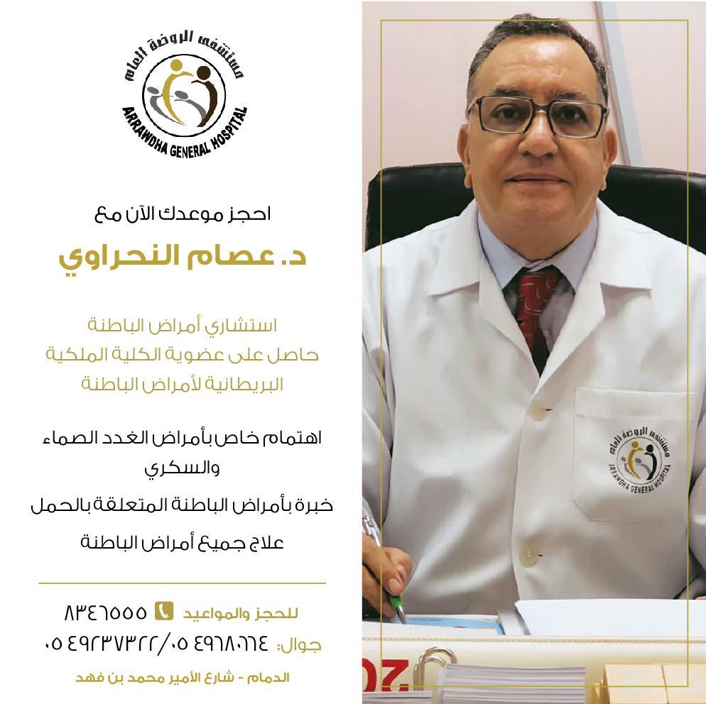 Dr. Essam El Nahrawi