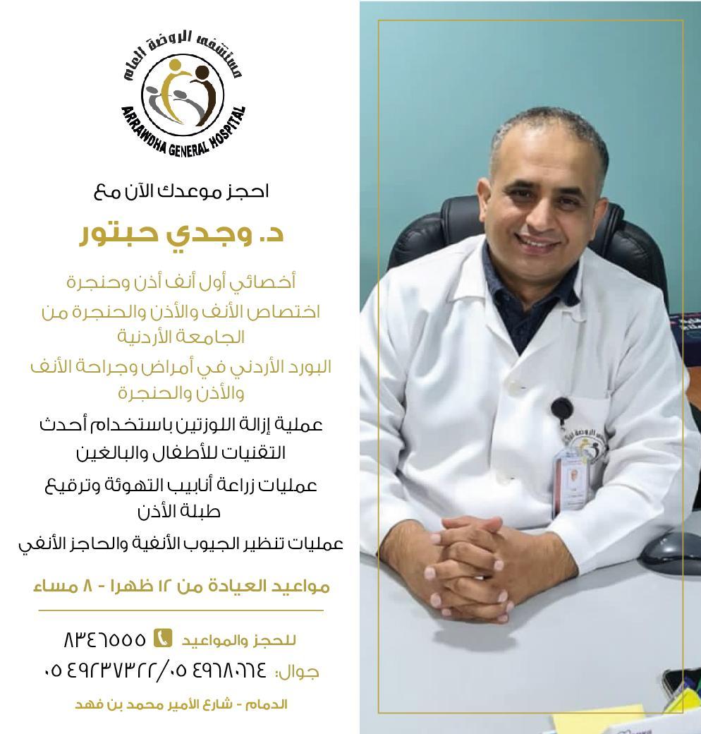 Dr. Wajdi Habtour