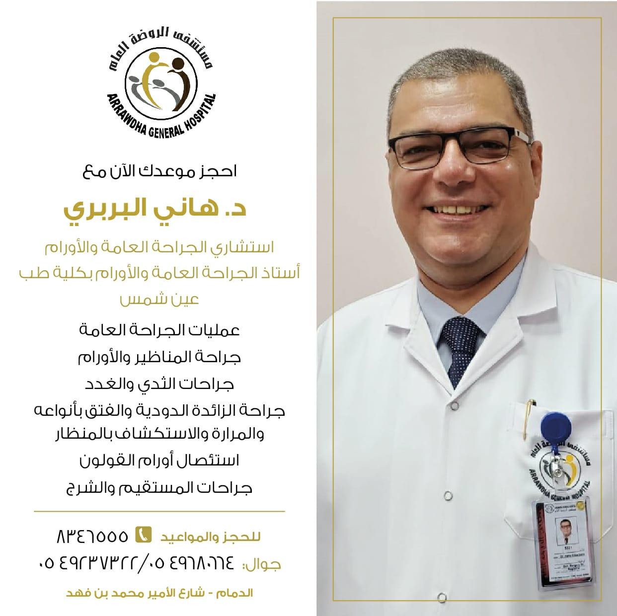 Dr. Hany El Barbari